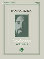 Dan Fogelberg - Complete Songs Volume 1