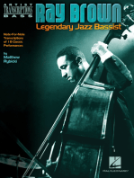 Ray Brown - Legendary Jazz Bassist