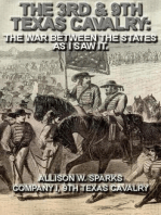 The 3rd & 9th Texas Cavalry