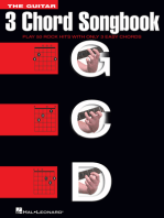 The Guitar Three-Chord Songbook