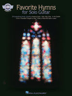 Favorite Hymns for Solo Guitar