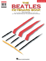 The Beatles Keyboard Book