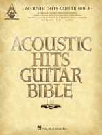 Acoustic Hits Guitar Bible