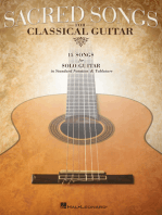 Sacred Songs for Classical Guitar