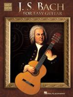 J.S. Bach for Easy Guitar