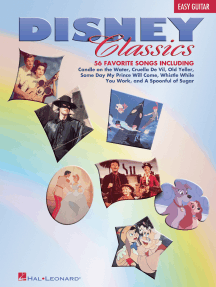 Disney Classics: for Easy Guitar