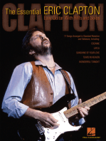 The Essential Eric Clapton