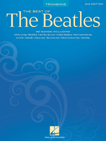 The Best of the Beatles - 2nd Edition: Clarinet