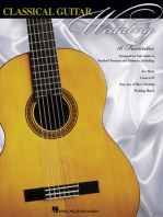 Classical Guitar Wedding