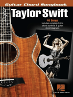 Taylor Swift - Guitar Chord Songbook