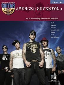 Avenged Sevenfold: Guitar Play-Along Volume 134