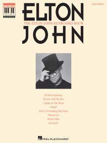 The Elton John Keyboard Book