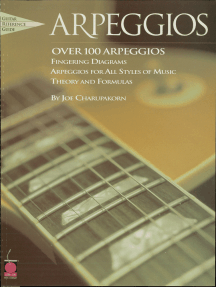 Arpeggios: Guitar Reference Guide