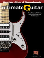 Ultimate-Guitar - Guitar Chord Songbook