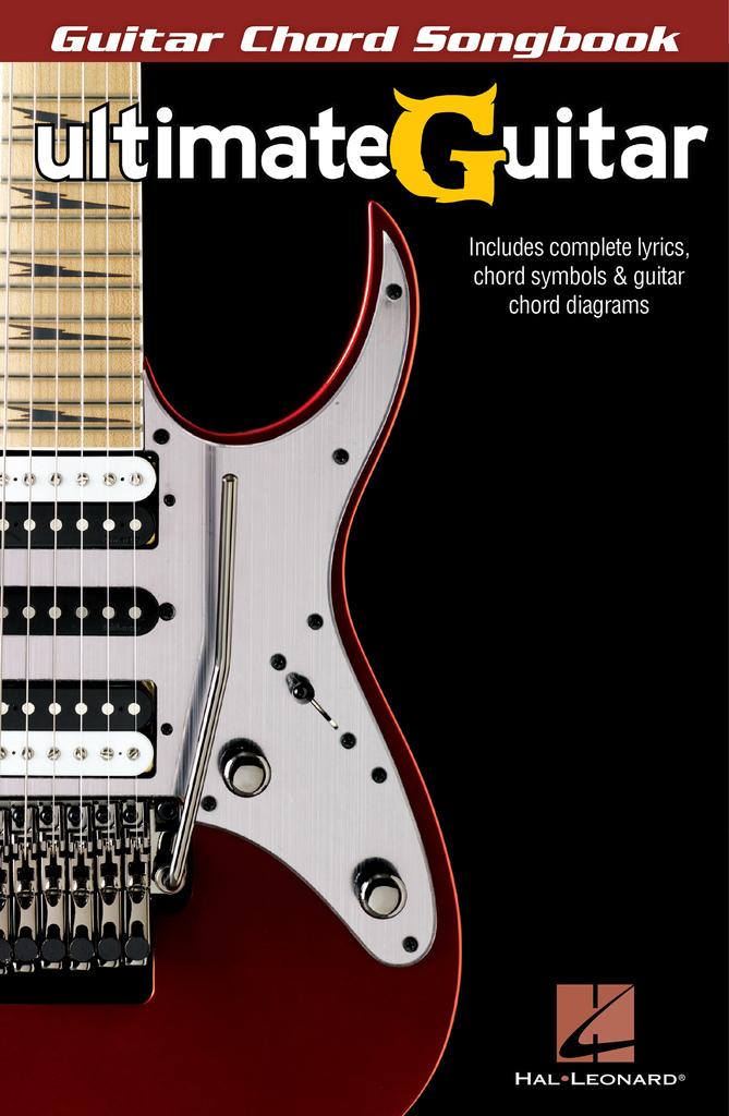 Ultimate Guitar Guitar Chord Songbook Read Online