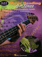 Music Reading for Bass - The Complete Guide