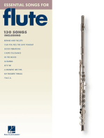 Essential Songs for Flute