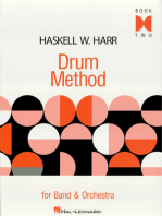 Haskell W. Harr Drum Method: Book Two