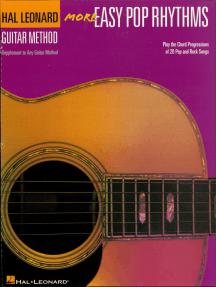 More Easy Pop Rhythms - Third Edition: Correlates with Book 2