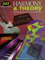 Harmony and Theory: Essential Concepts Series