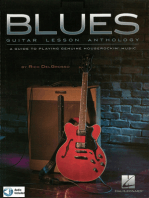 Blues Guitar Lesson Anthology