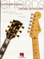 Alternate Tuning Chord Dictionary