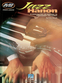 Jazz Hanon: Private Lessons Series