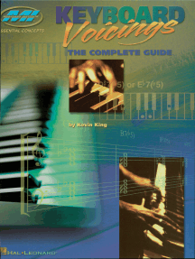 Keyboard Voicings: Essential Concepts Series