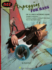 Arpeggios for Bass: Private Lessons Series