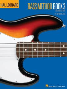 Hal Leonard Bass Method Book 3 - 2nd Edition