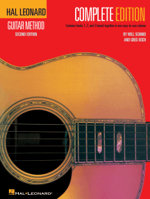 Hal Leonard Guitar Method, Second Edition - Complete Edition: Book Only