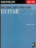 Melodic Rhythms for Guitar
