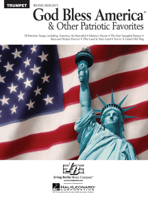 God Bless America and Other Patriotic Favorites: Piano Play-Along Volume 64