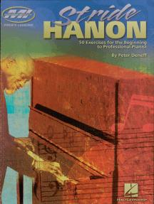 Stride Hanon: Private Lessons Series