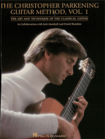 The Christopher Parkening Guitar Method - Volume 1 (Revised)