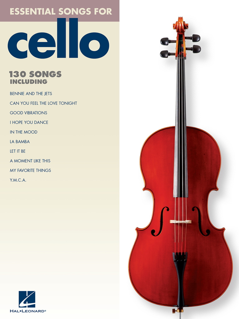 Essential Songs for Cello - Read Online