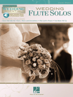 Wedding Flute Solos