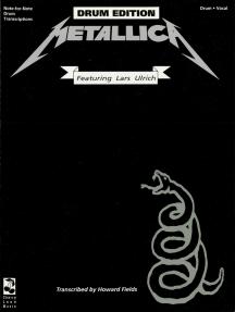 Metallica: (Black) For Drums