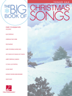 Big Book of Christmas Songs for Tenor Sax