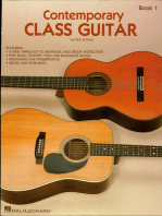 Contemporary Class Guitar
