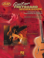 Guitar Fretboard Workbook - 2nd Edition