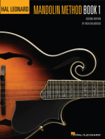 Hal Leonard Mandolin Method - Book 1: Second Edition