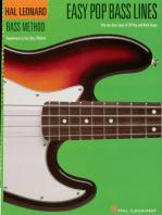 Easy Pop Bass Lines