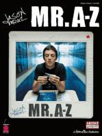 Jason Mraz - Mr. A-Z