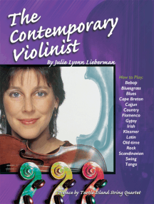 The Contemporary Violinist: Book/CD Pack