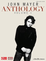 John Mayer Anthology - Volume 1