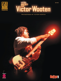The Best of Victor Wooten: transcribed by Victor Wooten