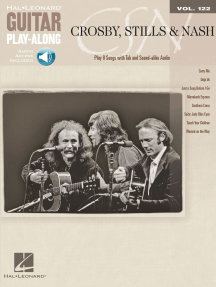 Crosby, Stills & Nash: Guitar Play-Along Volume 122
