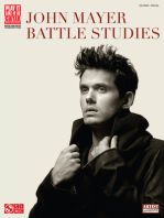 John Mayer - Battle Studies