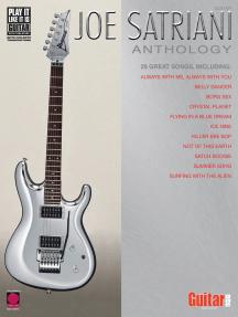 Joe Satriani Anthology (Songbook)